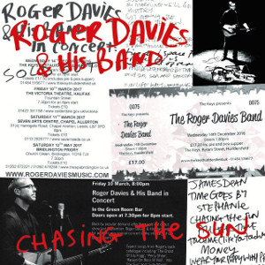 Roger Davies - CD Cover April 2017