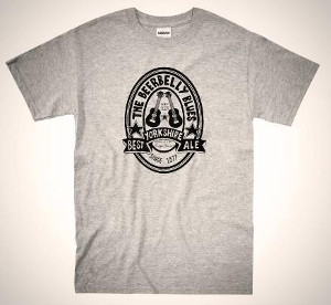 Beerbelly Blues T-Shirt