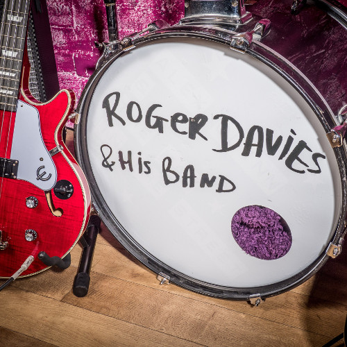 Roger Davies & his band album