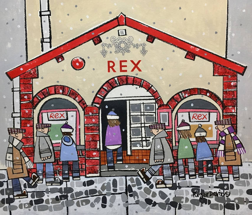 What's On At The Rex Cinema In Elland This Winter?