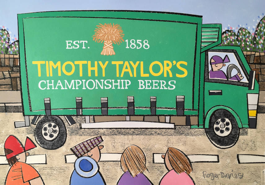 Timothy Taylor's, On It's Way